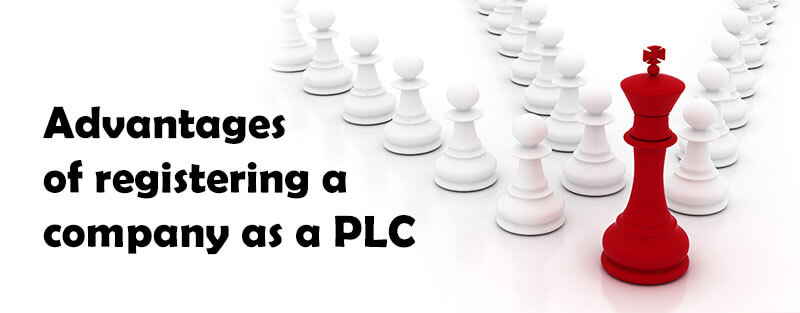 advantages of a PLC