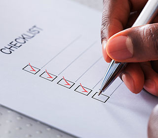 checklist for tax registration