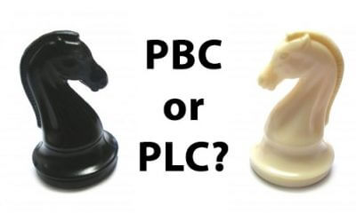 Differences between a PBC and a Pvt Ltd