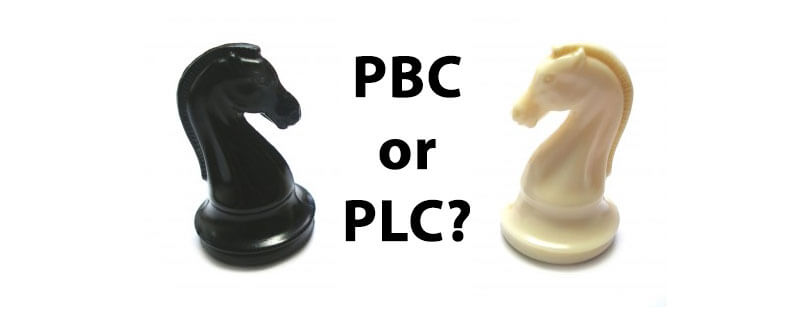 differences between pbc plc